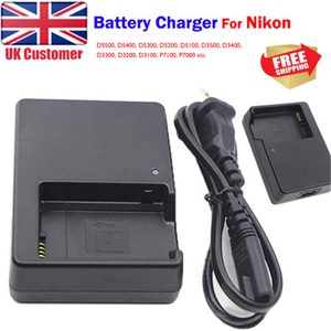 MH-24 Camera Battery charger f