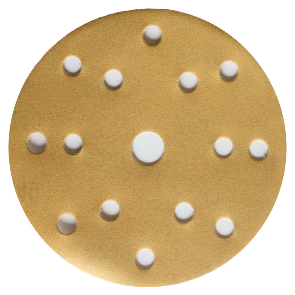 25 PCS Grinding Wheel 6 Inch Sandpaper Set P400 P320 P240 P180 P80 Polishing Disc 150mm Waterproof Available Wet Or Dry