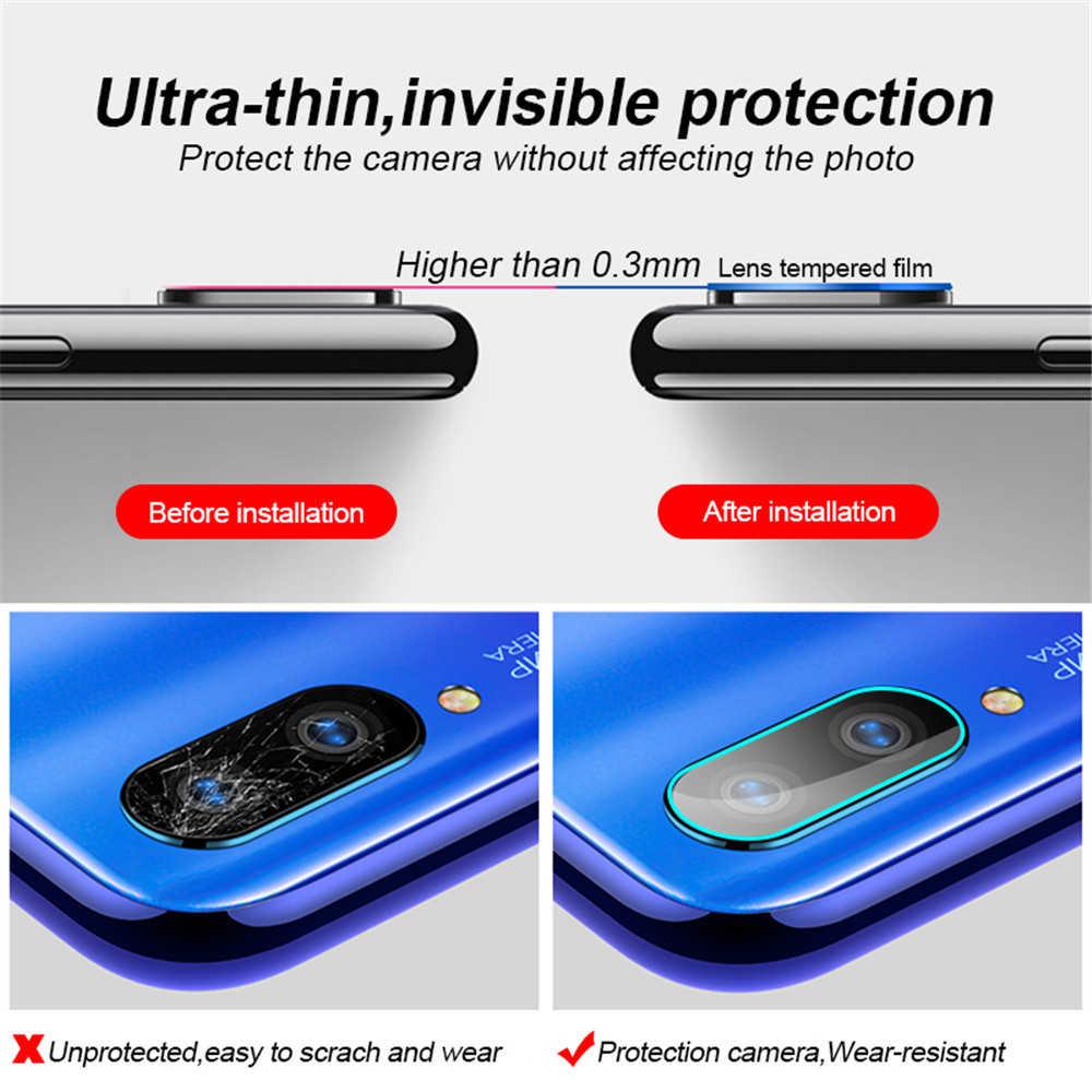 2Pcs 100D Del Telefono Obiettivo di Vetro per Xiao mi mi 9 mi x 2S 3 Camera Lens Protector Per rosso mi nota 5 6 7 8 T Pro Temperato A Prova Di esplosione