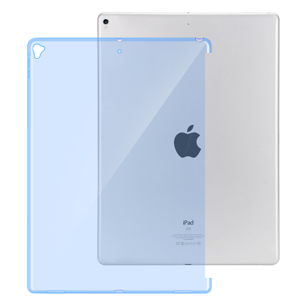 Soft Cover 2020 iPad 10.2 10.2 for For Silicone iPad Transparent Case Shockproof TPU