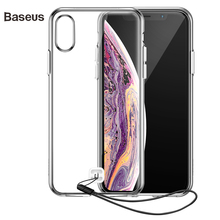 Baseus Phone Case For iphone X/XS MAX 5.8inch / 6.5inch Prevent Falling Protection Cases iPhone