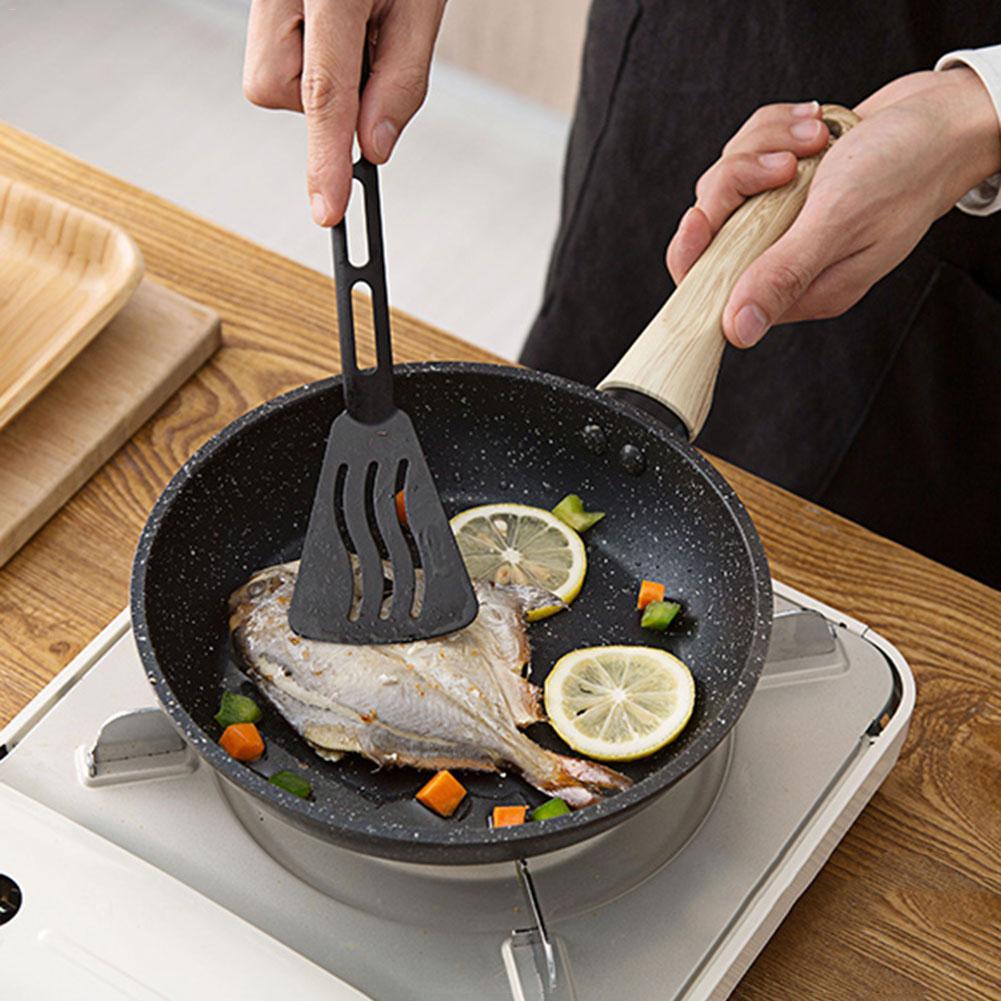 Cast Iron Non-stick Pan Maifan Non-stick Pan Non-stick Cooking Pot Pan Frying Pan Maifan Stone Wok Kitchen Tools Cookware