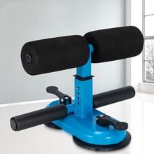 Zitten Bar Floor Assistent Buikspieroefening Stand Enkel Ondersteuning Trainer Workout Apparatuur Voor Home Gym Fitness Reizen Gear