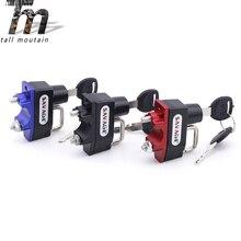 цена на Helmet Lock Handlebar For HONDA CB 150R/300R/300F/400/400F/400X/500F/500X/600F/600S/650F/900F/1000R/1100/1300 HORNET/SUPER FOUR