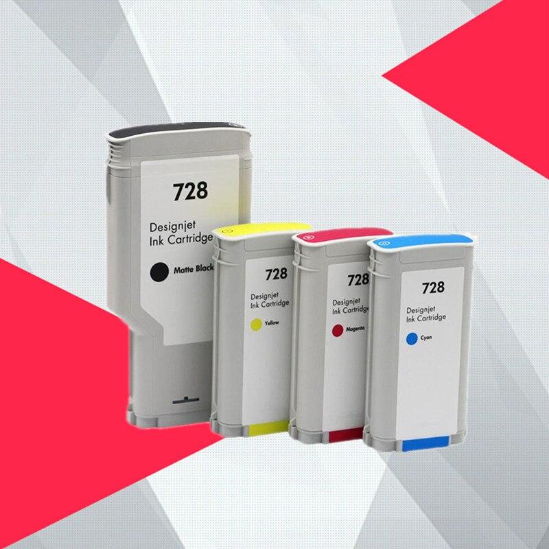 Картридж с чернилами для принтера HP DesignJet T730 T830, совместим с HP 728