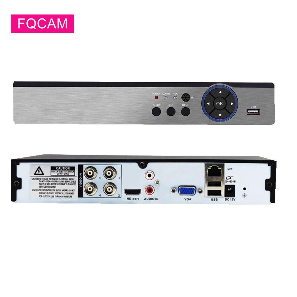 5MP-N AHD Home Camera DVR for CCTV 4CH 8CH 16CH Digital Video Recorder H.265X Hybrid 5MP NVR for 2MP 4MP 5MP AHD TVI CVI IP Cams