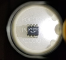 LTC1069 1CS8 LTC1069 6IS8 LTC1069 Low Power, 8th Order Progressieve Elliptische, Lowpass Filter