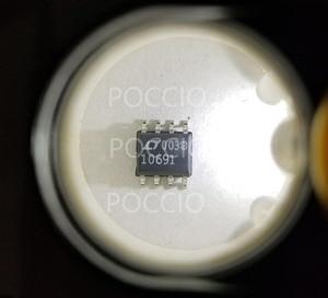 Image 1 - LTC1069 1CS8 LTC1069 6IS8 LTC1069   Low Power, 8th Order Progressive Elliptic, Lowpass Filter