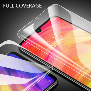 Image 3 - Front+Back Full Cover Screen Protector TPU Film For Xiaomi Mi 9T SE A2 8 Lite Pocophone F1 Redmi Note 9S 7 K20 Pro Hydrogel Film