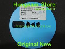 (50PCS) MIC1557YM5 MIC1555YM5 MIC1555BM5 MIC2291YD5 MIC5219YM5 MIC5219BM5 MIC5307 2.8YD5 MIC5318 3.3YD5 original new