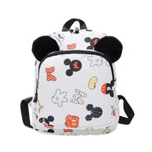 Children Bag Cute Cartoon Mickey Minnie Kids Bags Kindergart