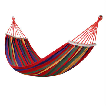 Hammock Outdoor Rollover Prevention Adult Field Double Swing Leisure Fashion Indoor Home Sleeping Chair Outdoor Furniture