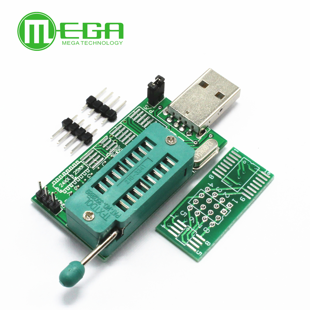 1pcs Ch341a 24 25 Reprogrammed Dvd Router Bi0 S Brush Multifunctional Usb Programmer