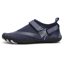 Anti-Slip-Shoes Sneakers-Up Rubber Swimming Breathable Water-Sport Beach Women New