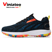 Golf-Shoes Training New Mesh Anti-Slip Men Breathable Grip Light-Weight Outdoor High-Quality