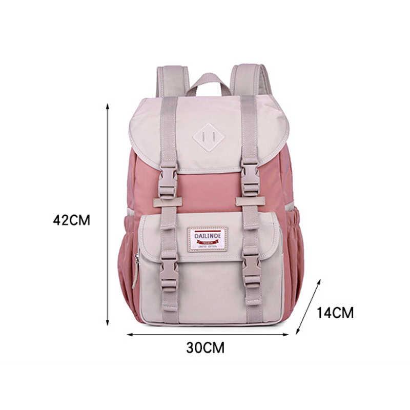 Atinfor ブランド多機能ラップトップバックパック通学十代の少女旅行 bagpack