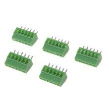 10個2Pin-10Pinネジpcb実装端子台コネクタ2.54ミリメートルピッチA2UD