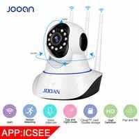 JOOAN IP Camera 1080p Wireless Home Security IP Camera Surveillance Camera Wifi  CCTV Camera Baby Monitor with 30days free