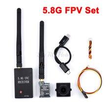 FPV 5.8G TS5823S TS5823 200mw 40CH Mini Transmitter + Receiv