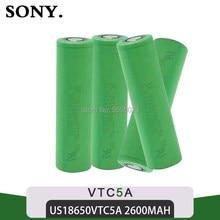 Литий-ионный аккумулятор для фонариков, 18650 мАч, 35 А