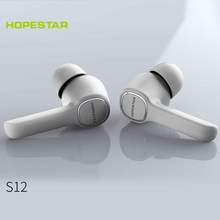 HOPESTAR S12 drahtlose bluetooth kopfhörer in ohr tws drahtlose eadphones cybex Autonomen noise reductionFor Xiaomi Android ios