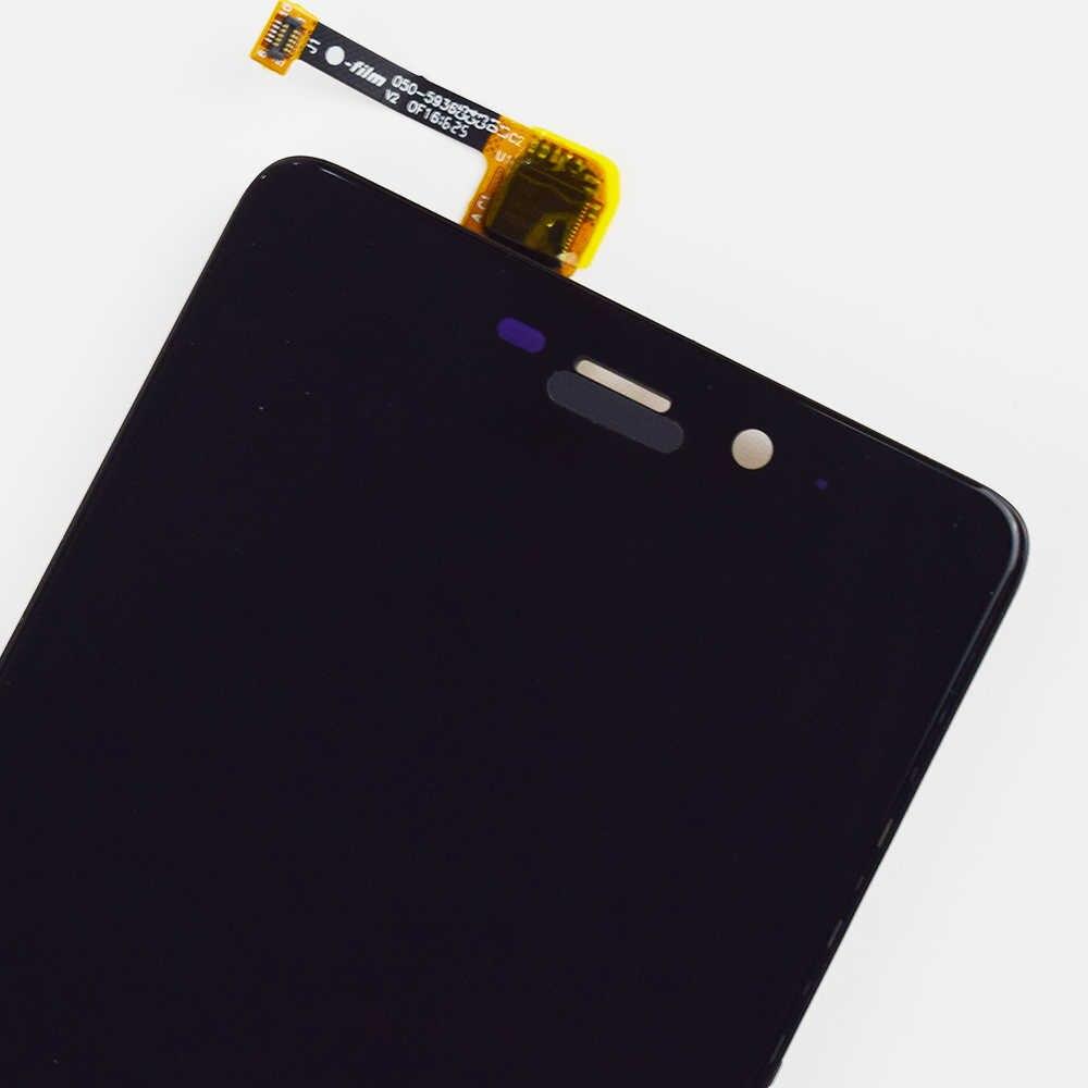 LCD Para Xiaomi Redmi 4 Pro Redmi4 Prime Display LCD Tela Módulo Do Painel de Tela de Toque Digitador Sensor de Vidro Com Assembléia quadro