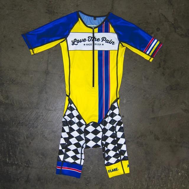 2020 huub pro team men mtb triathlon triathlon terno de corrida ao ar livre ciclismo skinsuit macacão triatlon hombre ropa maillot 5