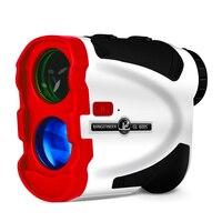 Telémetro láser telescópico, medidor de distancia, 690M, 600M, 650M, telémetro Monocular para deporte de Golf, caza, exteriores