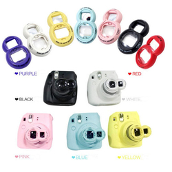 Close-up Lens With Selfie Mirror for Fujifilm Instax For FUJI Instant Camera Mini 8 9 7s Photo Camera 8 Colors