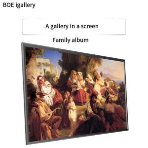65inch BOE iGallery Digital picture frame HD screen High quality colour display