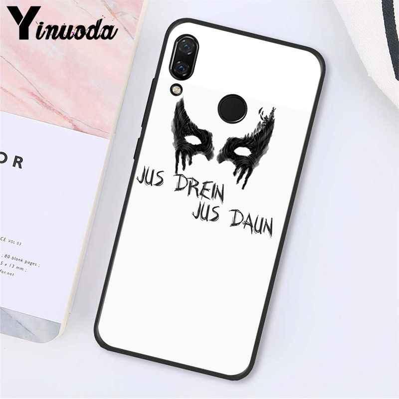 Yinuoda Heda Lexa Năm 100 Chương Trình Truyền Hình Ốp Lưng Điện Thoại Xiaomi Redmi Note 7 8T Redmi 5 Plus 6A note8 4X Note8Pro