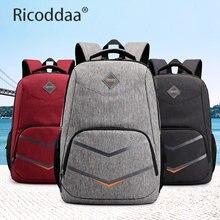Водонепроницаемый рюкзак для подростков противокражный ранец