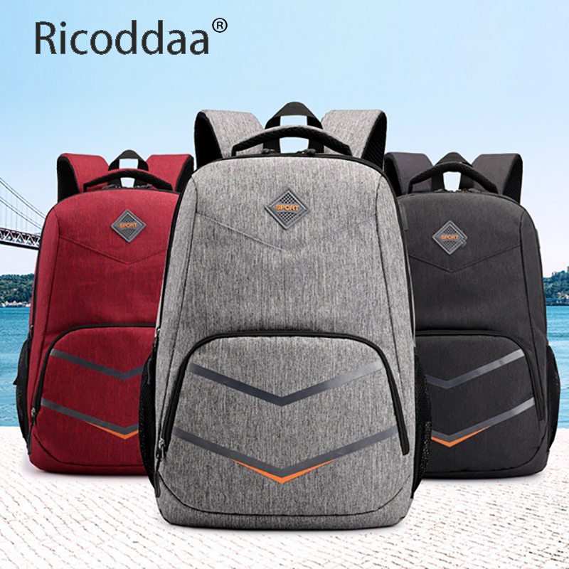 Waterproof Backpack Teenager Anti-theft Backpack With USB Socket Student 16 Inch Laptop School Bags Business Travel Backpack