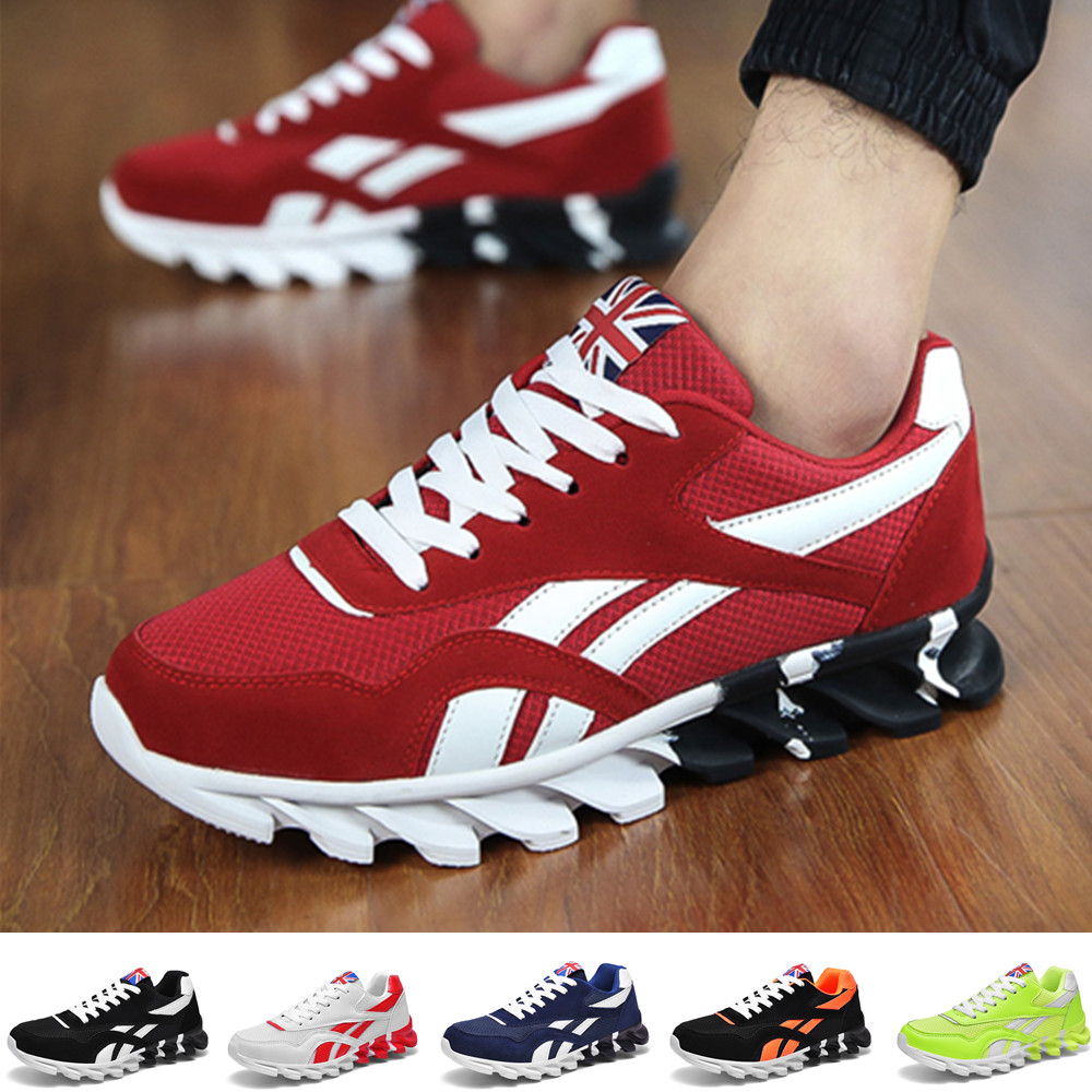 Women and Men Sneakers Breathable Running Shoes Outdoor Sport Fashion Comfortable Casual Couples Gym Shoes 1