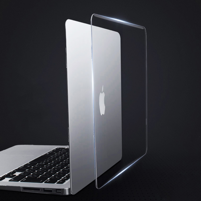 Matte Crystal <font><b>Transparent</b></font> Clear <font><b>Case</b></font> For Mac book <font><b>Air</b></font> Pro Retina 11 12 <font><b>13</b></font> 15 Touch Bar 2019 A2159 New <font><b>Air</b></font> <font><b>13</b></font> 2018 A1932 <font><b>Case</b></font> image