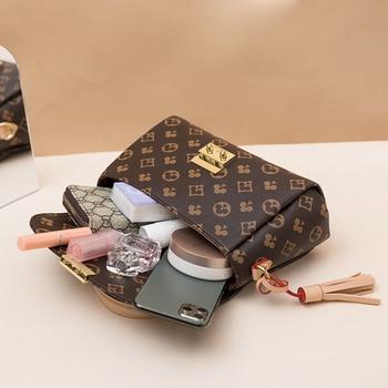 Luxury Fashion Printed  Shoulder Bag  6