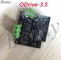 Versión de un solo accionamiento de ODrive 3.5 ESC de alto rendimiento de alta precisión sin escobillas de accionamiento BLDC C|Dispositivo de reconocimiento de huellas digitales| |  -