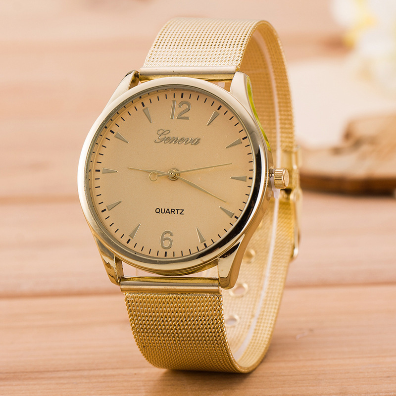 Fashion Watch Lady Wrist Skin With Quartz Female Students Fashion Watches Wechat Business Undertakes To Supply Of Goods