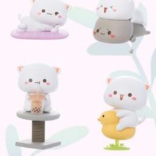 Blind Box Toys Mitao CAT Season 2 Conformed Version Cute Cartoon Pet Doll Model Girl  Birthday Gift Toys Guess Bag Caja Ciega