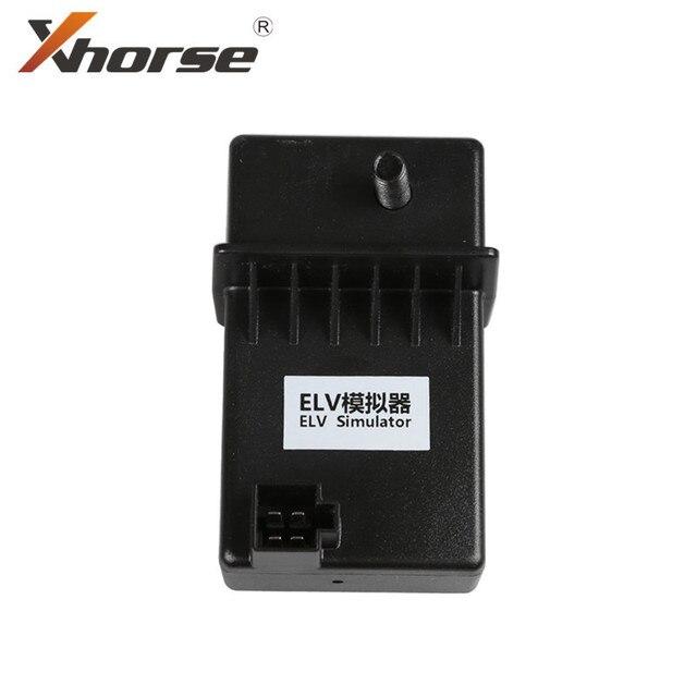 محاكي Xhorse ELV تجديد ESL لبنز 204 207 212 العمل مع أداة VVDI MB