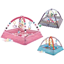 Children's Mat Baby Play Mat Kids Rug Gym Fitness Frame Activity Fence Toys Early Education Crawling Game Blanket