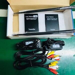 Image 3 - جهاز ريسيفر استقبال وإرسال عدة محول المنزل صوت ستيريو HIFI الكمون المنخفض 3 كجم 2.4Ghz الموسيقى والفيديو المحمولة طويلة المدى اللاسلكية الصوت