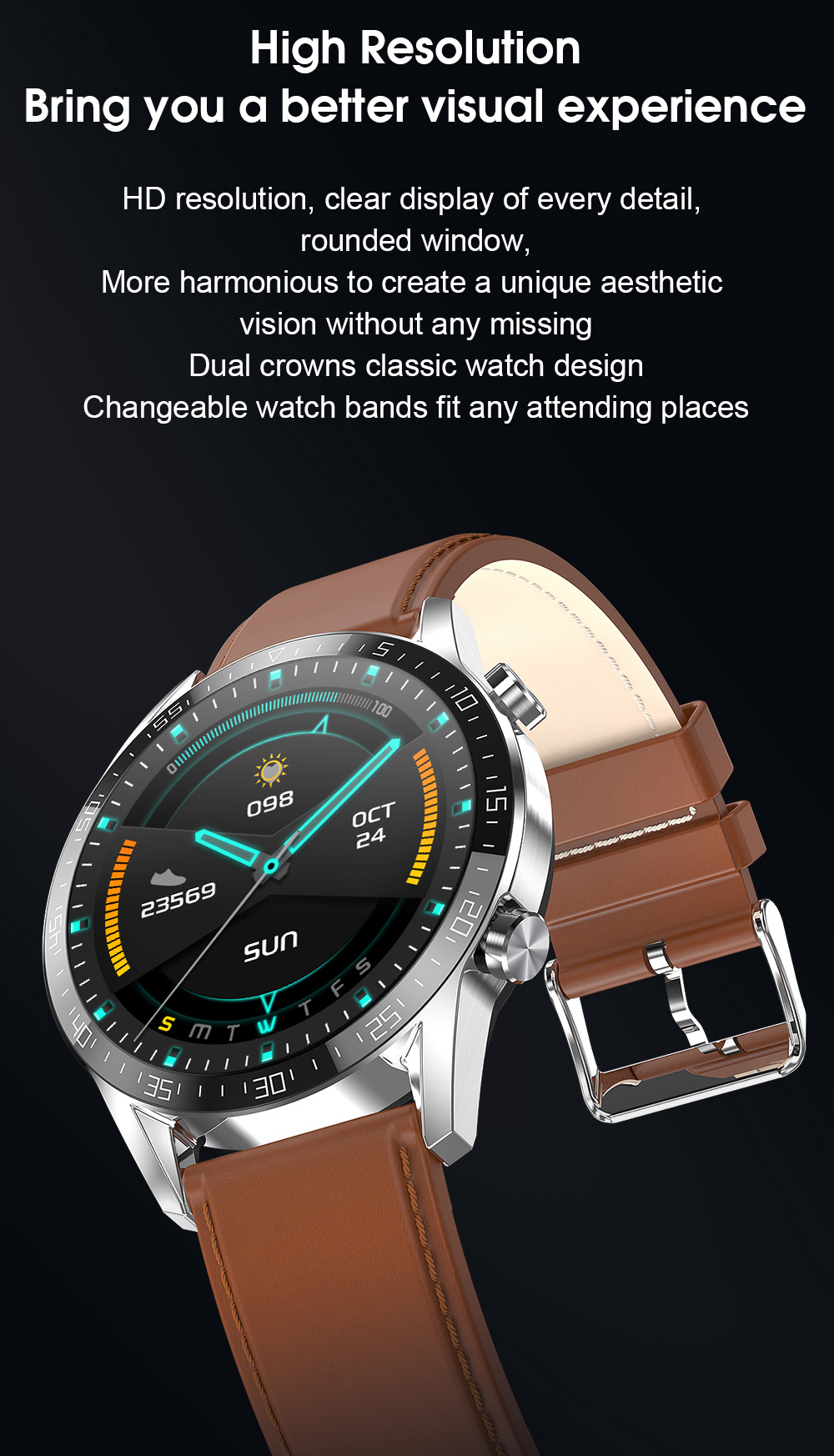 H11b4b09ca6f94d25a982a4c115f1f7b2T Timewolf IP68 Smart Watch Men Android 2020 Full Touch Smartwatch Men Women Smart Watch For Huawei Xiaomi Apple IOS Android Phone