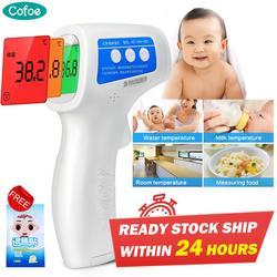 Termómetro Cofoe termometro body termometro medico bebe termometros para la fiebre termometro infrarojo digital para adultos y bebes