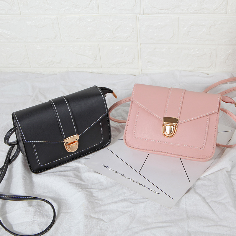 LISM Fashionable Small Shoulder Bag For Women 2019 Mini PU Leather Shoulder Bag For Girl Yellow Bag For Women