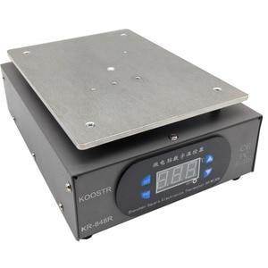 Image 3 - Нагревательная станция, нагревательная пластина для ЖК экрана, мобильный телефон, пренагреватель, Цифровая Платформа термостата, лучше 946S