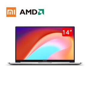 Xiaomi laptop RedmiBook 14 Ⅱ AMD RyZen 7-4700U FHD Screen notebook computer 16GB RAM 512GB SSD Ultraslim Laptop