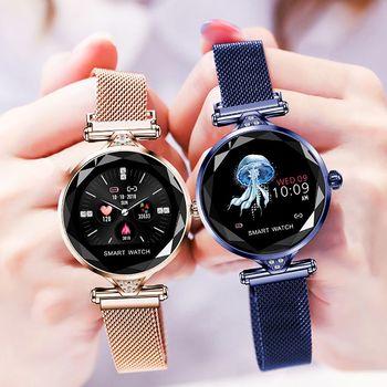 Smart Wristband Sport Multifunctional IP67 Waterproof Passometer Menstrual Period Heart Rate Blood Pressure Sleeping Monitor Wat