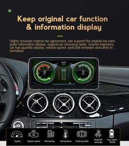 Image 3 - 10.25 inch Android System Car GPS Navigation Multimedia Player for Mercedes Benz E Class W212 E200 E230 E260 E300 S212 2009 2015