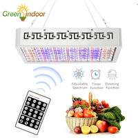 Phyto Lamp 3000W Full Spectrum LED Grow Light Timer Lamp Lights For Plants Adjustable Spectrum Grow Tent Indoor Flowers Fitolamp